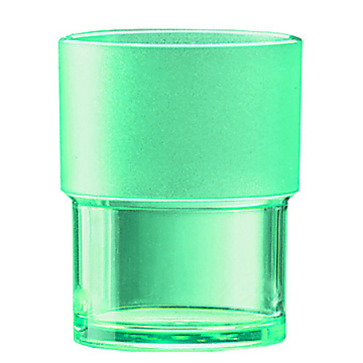 Gobelet vert 16 cl Vaisselle Copolyester Saint Romain