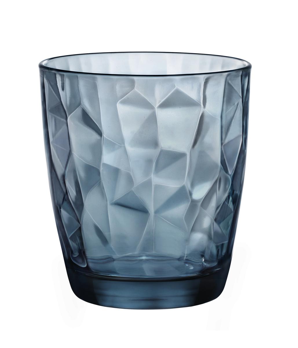 Gobelet bleu 30,50 cl Diamond Bormioli Rocco
