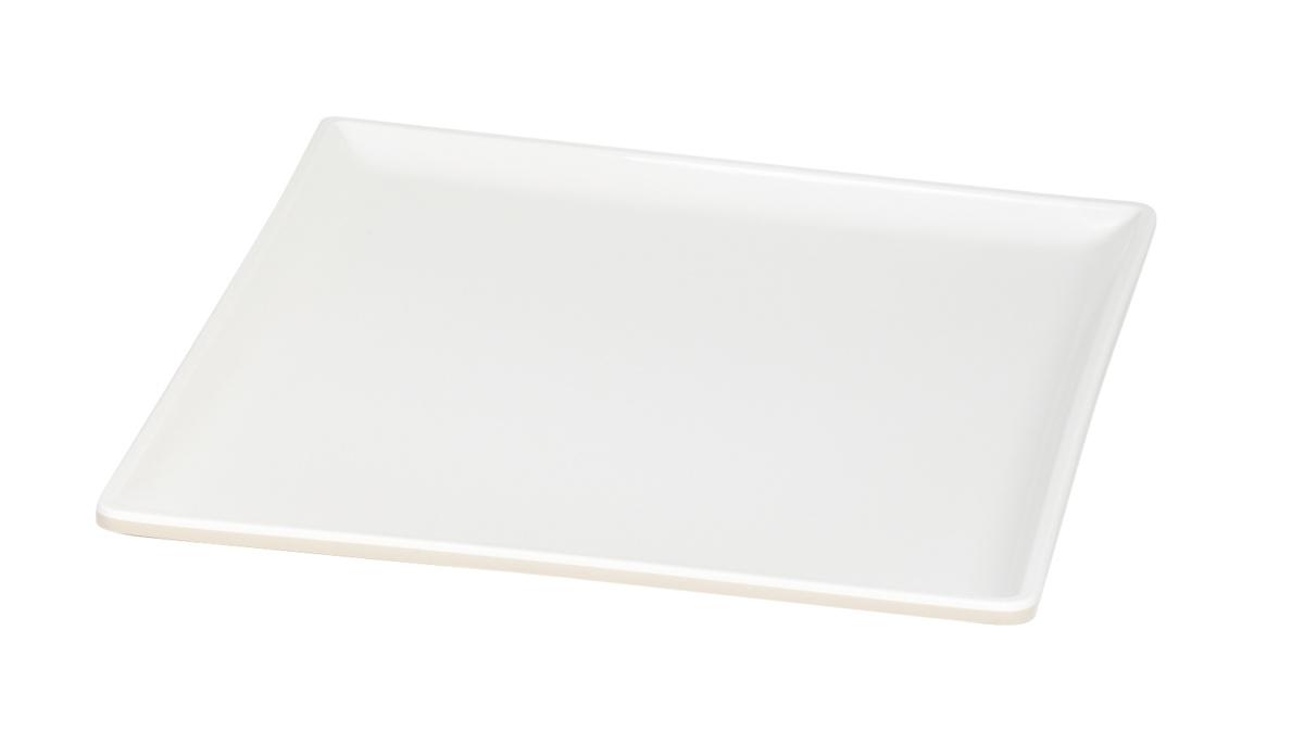 Plat gn 1/2 beige mélamine 32,50 cm Vestah Platex