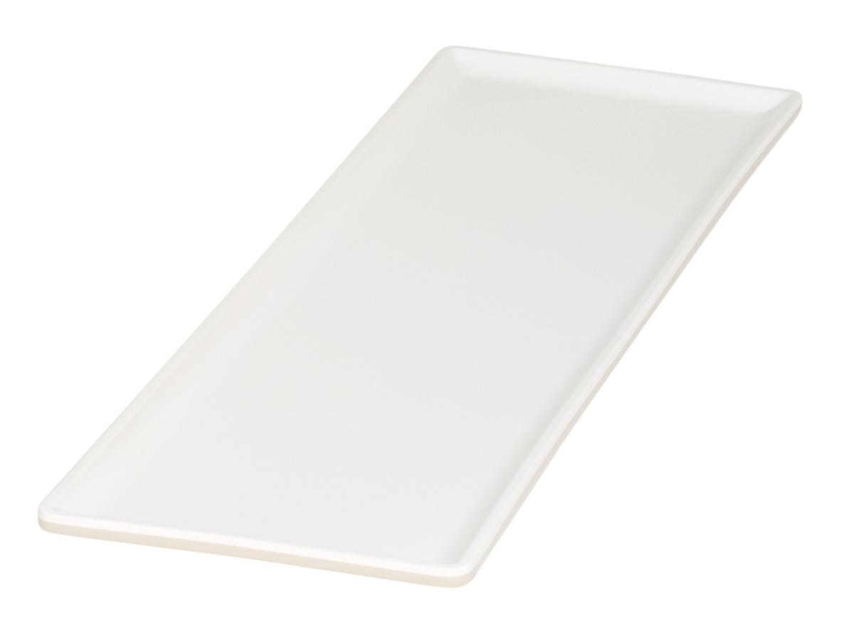 Plat gn 2/4 beige mélamine 53 cm Vestah Platex