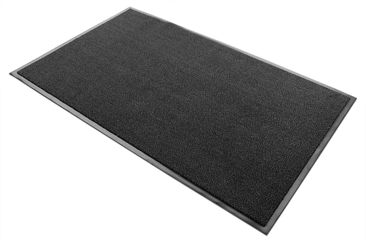 Tapis d'accueil intérieur rectangulaire gris 40x60 cm Softex 3m