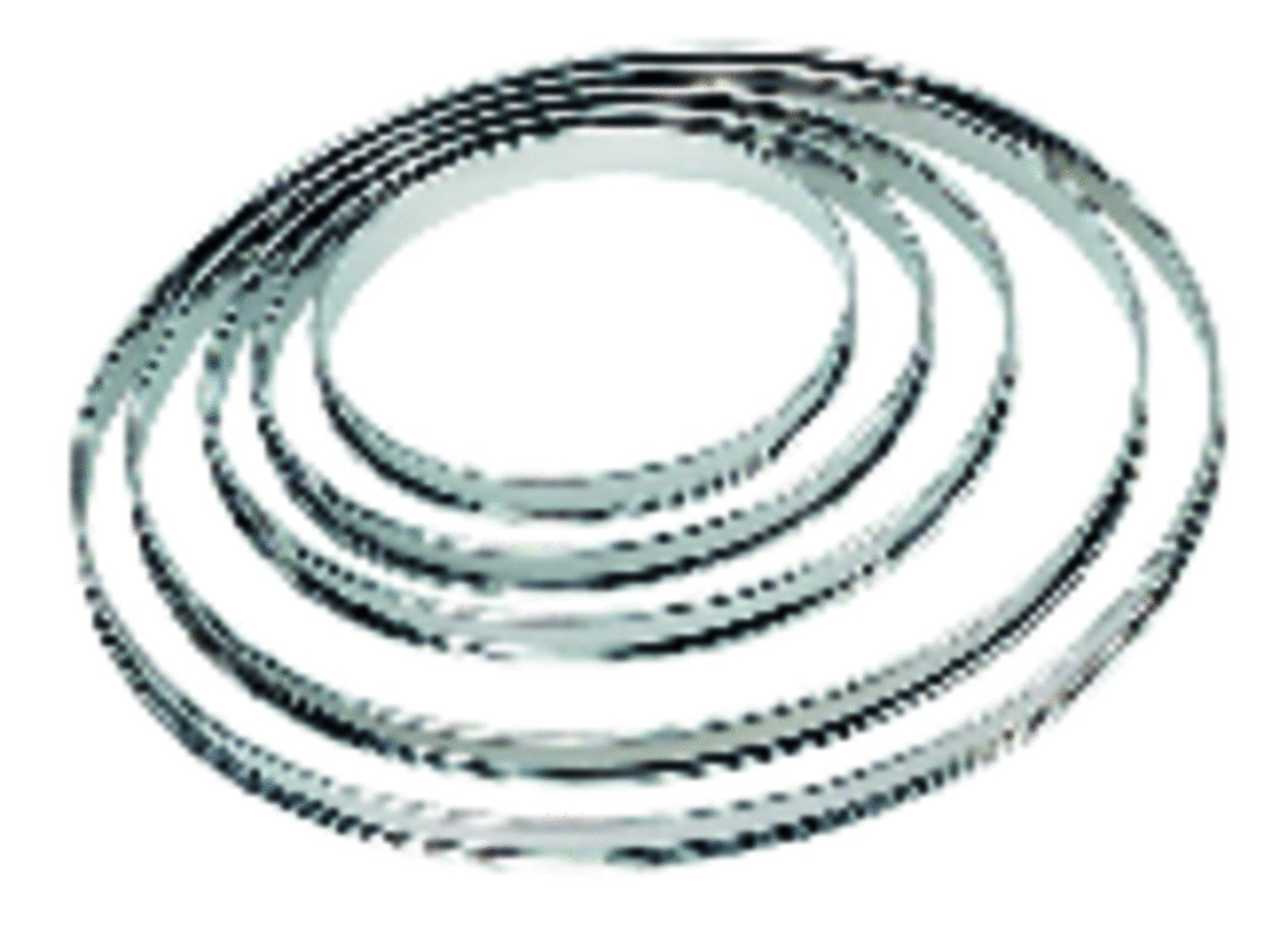 Cercle à tarte inox Ø 18 cm