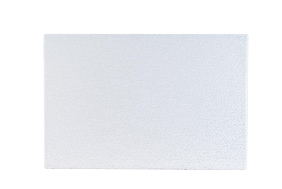 Plat de présentation rectangulaire transparent plastique 60 cm Pap 2 Platex