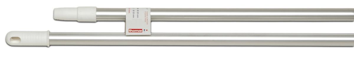 Manche alimentaire aluminium 140 cm Brosserie Thomas