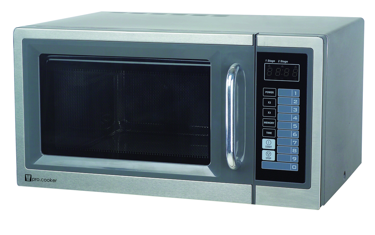 Four micro-ondes em025fdn 25 l 1000 W Pro.cooker