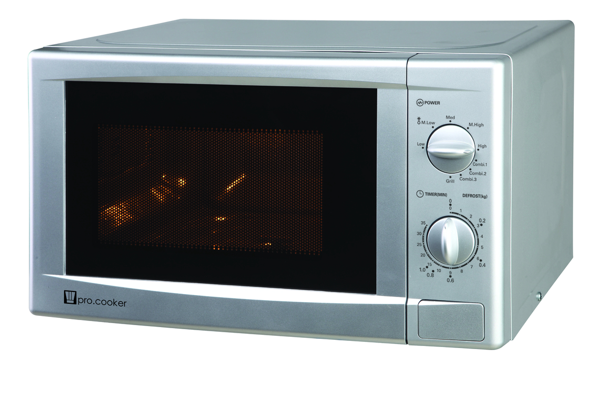 Four micro-ondes mg720crk 20 l 700 W Pro.cooker By Andy Mannhart