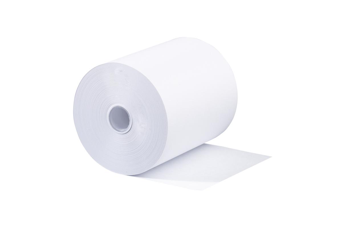 Bobine caisse enregistreuse blanc papier 70x44 mm (50 pièces)