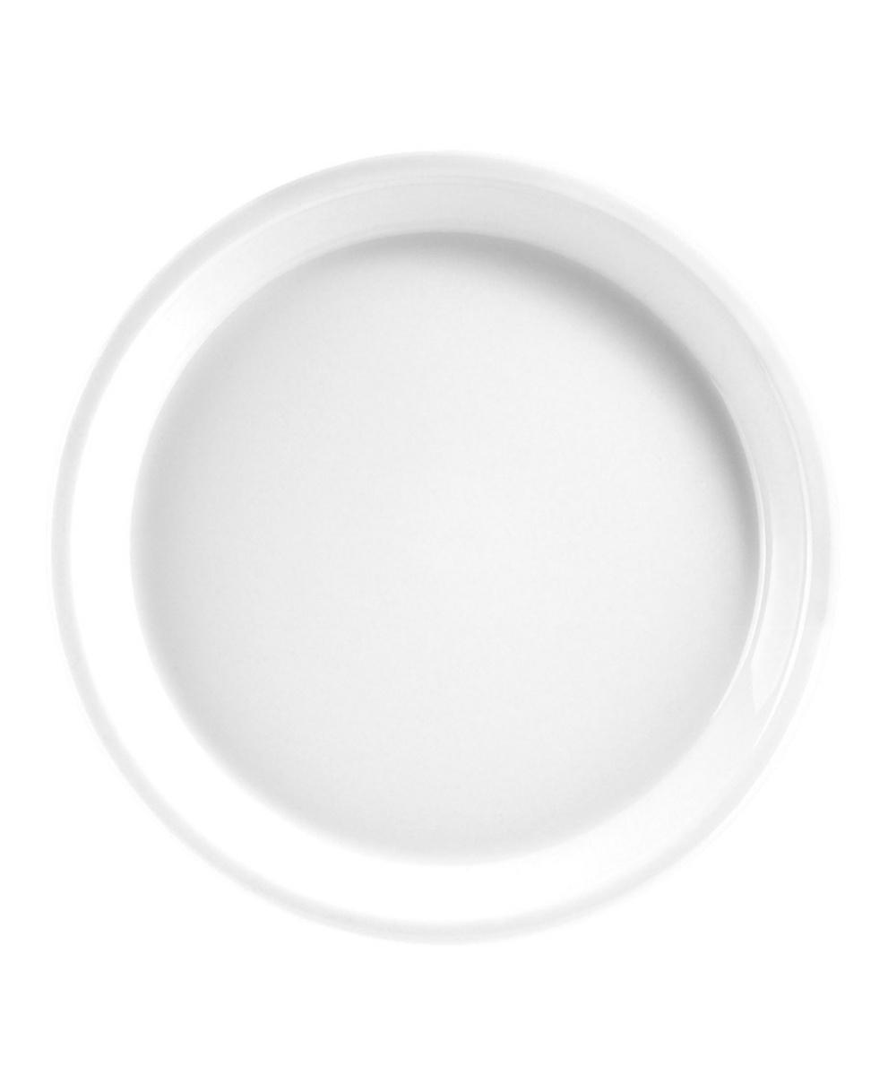 Couvre assiette rond blanc porcelaine Ø 23 cm Regithermie Pillivuyt