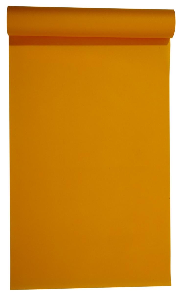 Rouleau tête à tête mandarine non tissé 24x0,40 m Lisah Pro.mundi