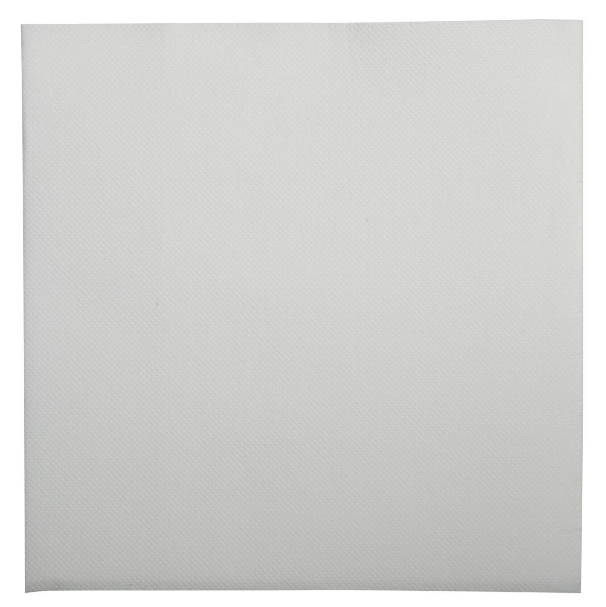 Serviette blanc ouate de cellulose 38x38 cm Lisah Pro.mundi (50 pièces)