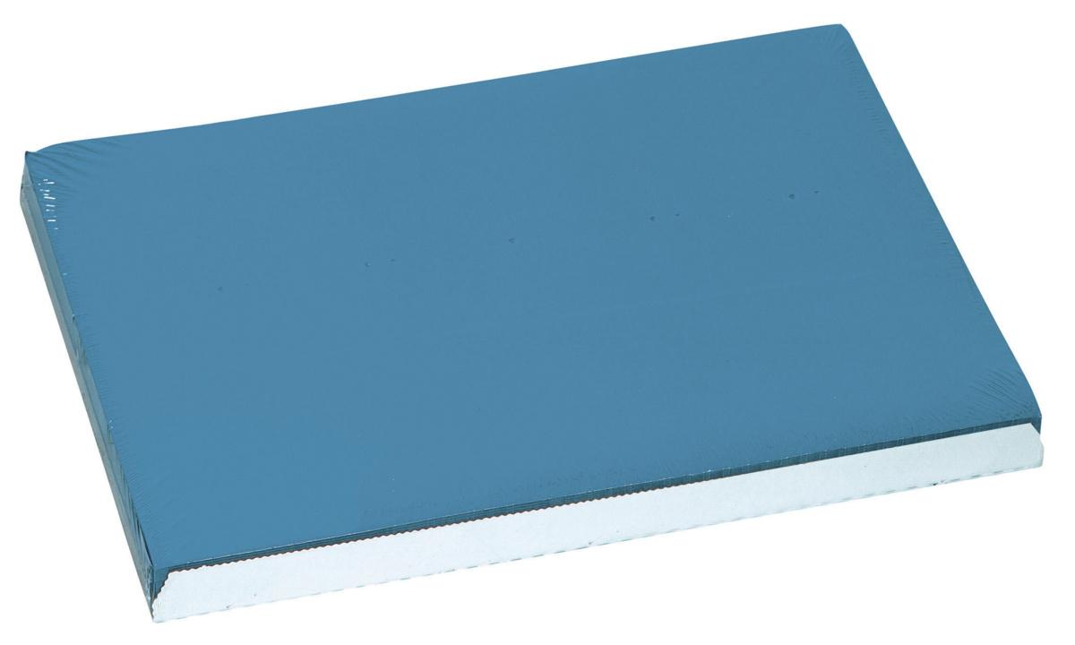 Set de table turquoise papier 40x30 cm Tisslack Cogir (500 pièces)