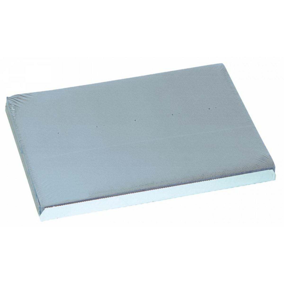Set de table gris papier 40x30 cm Tisslack Cogir (500 pièces)