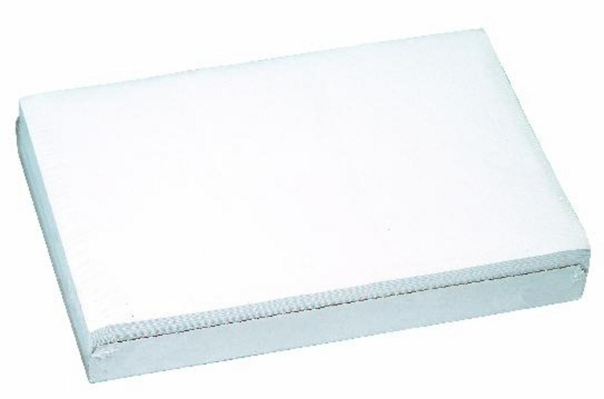 Set de table blanc papier 40x30 cm Cogir (1000 pièces)