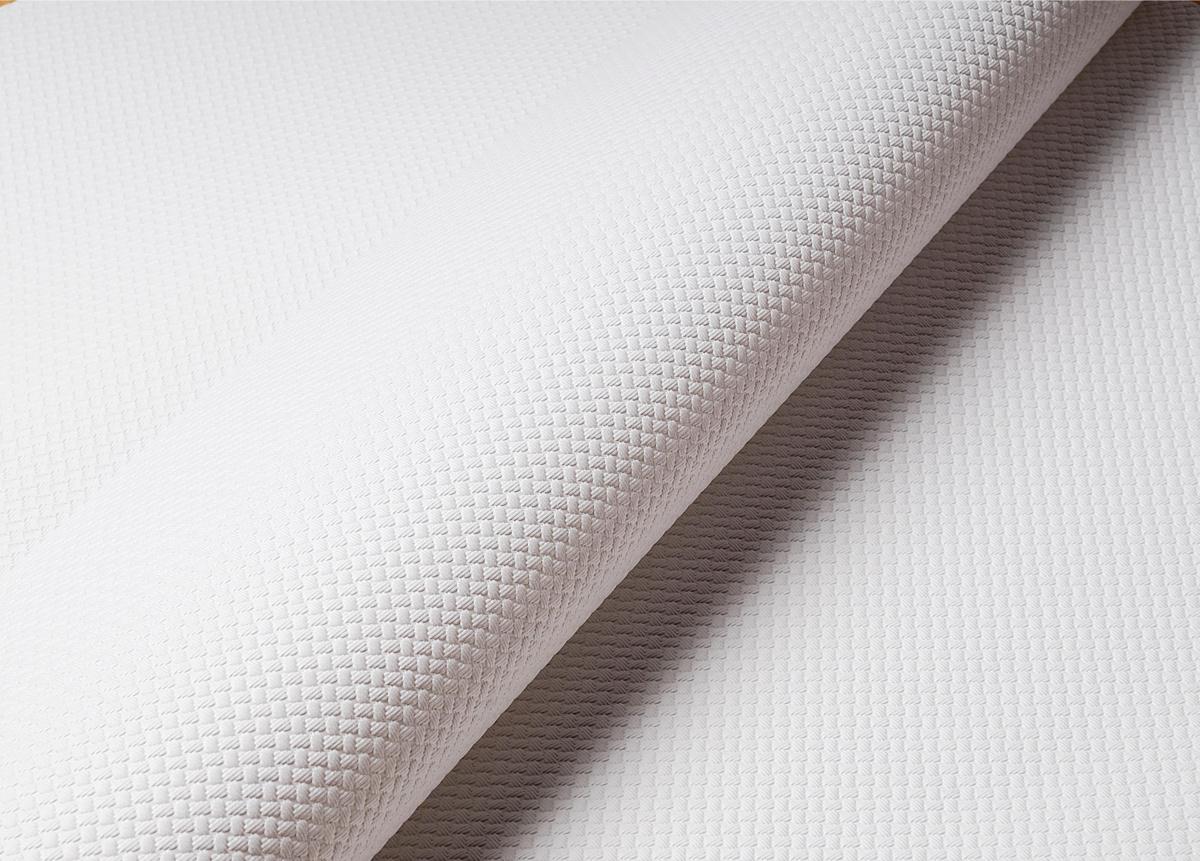 Nappe blanche papier 80x120 cm Cogir (250 pièces)