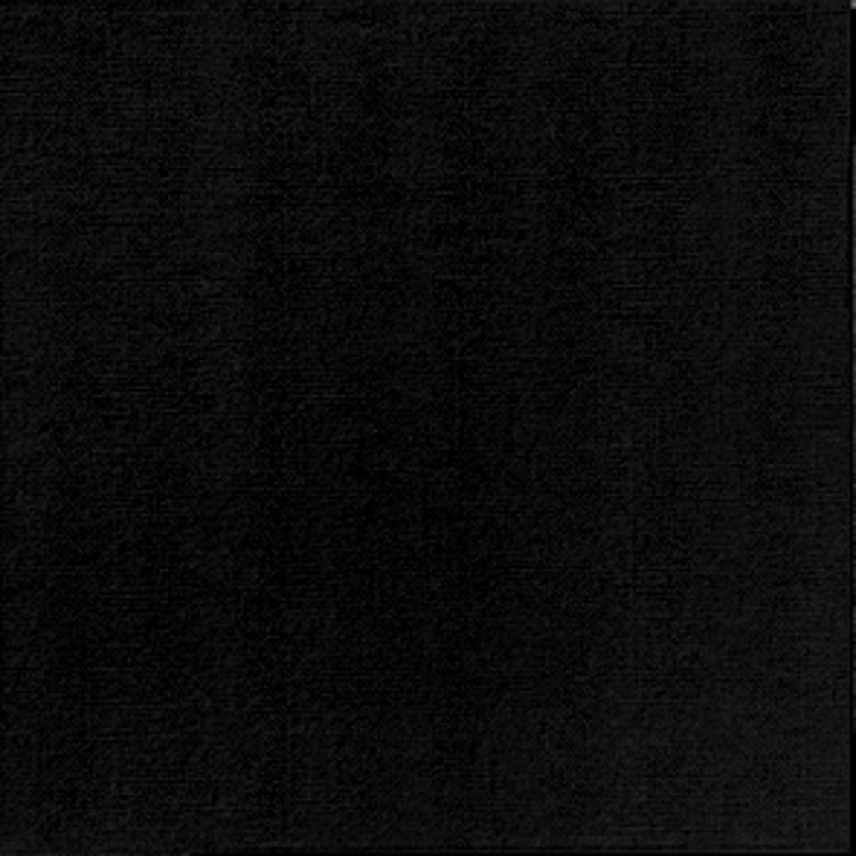 Serviette noire non tissé 20x20 cm Airlaid Duni (180 pièces)