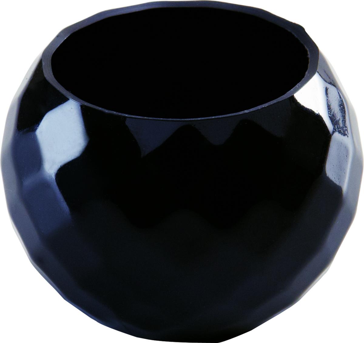 Verrine sphair diams ronde noire Ø 5,70 cm 7,50 cl Solia (40 pièces)