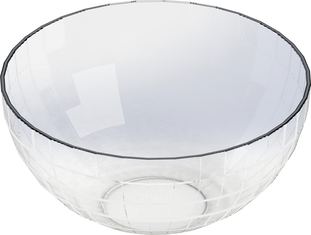 Verrine ronde transparente Ø 6,7 cm 7,5 cl Pro.mundi (60 pièces)
