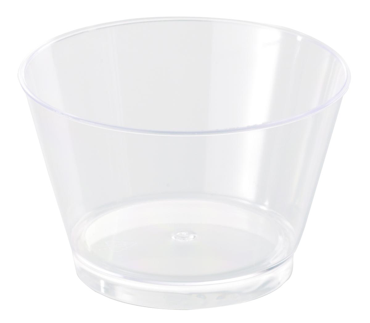 Verrine conique transparente Ø 8 cm 15 cl Solia (100 pièces)