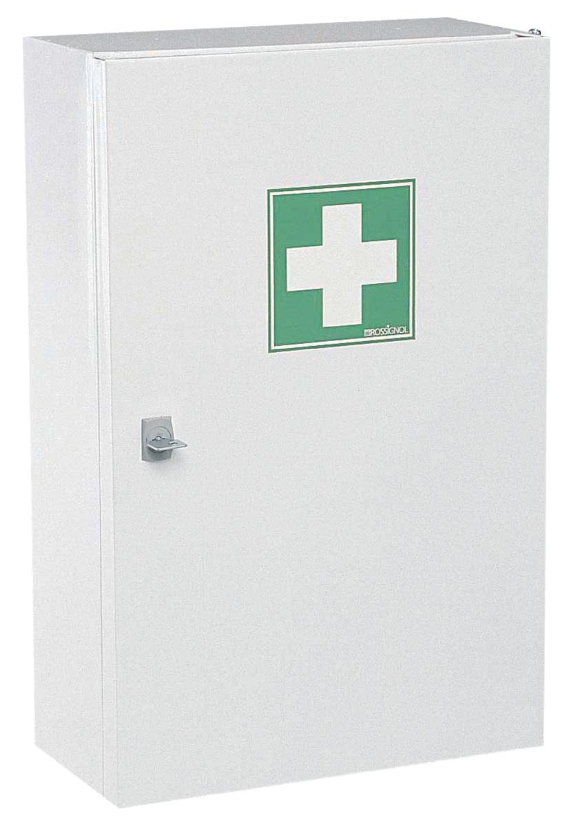 Armoire à pharmacie acier 13x30 cm Rossignol