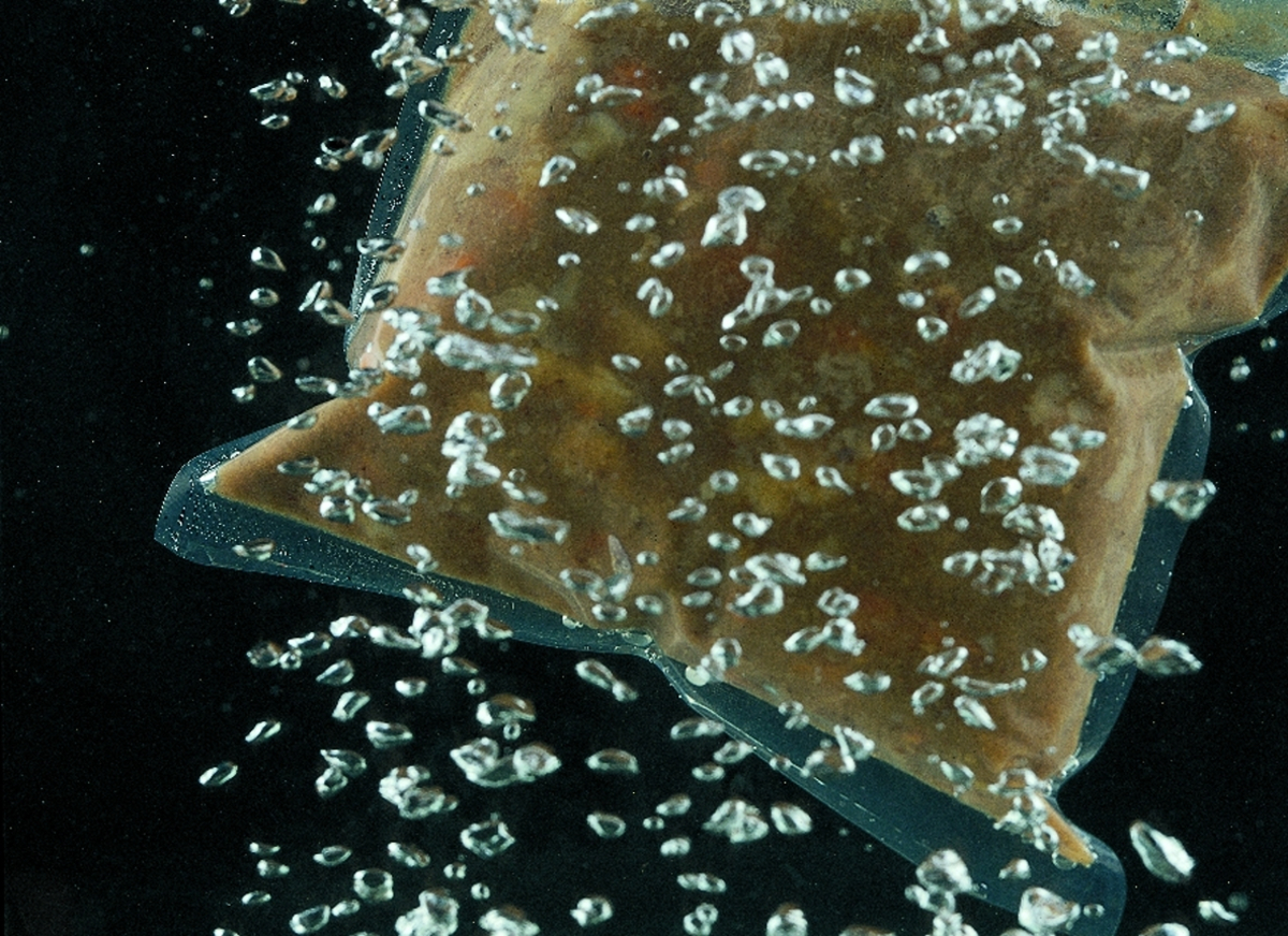 Sac de cuisson transparent 40x60 cm 90 µm (600 pièces)