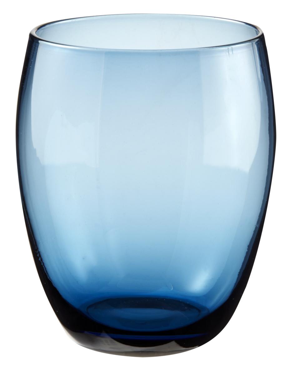 Gobelet forme basse bleu nuit 30 cl Baya Essentials Glassware