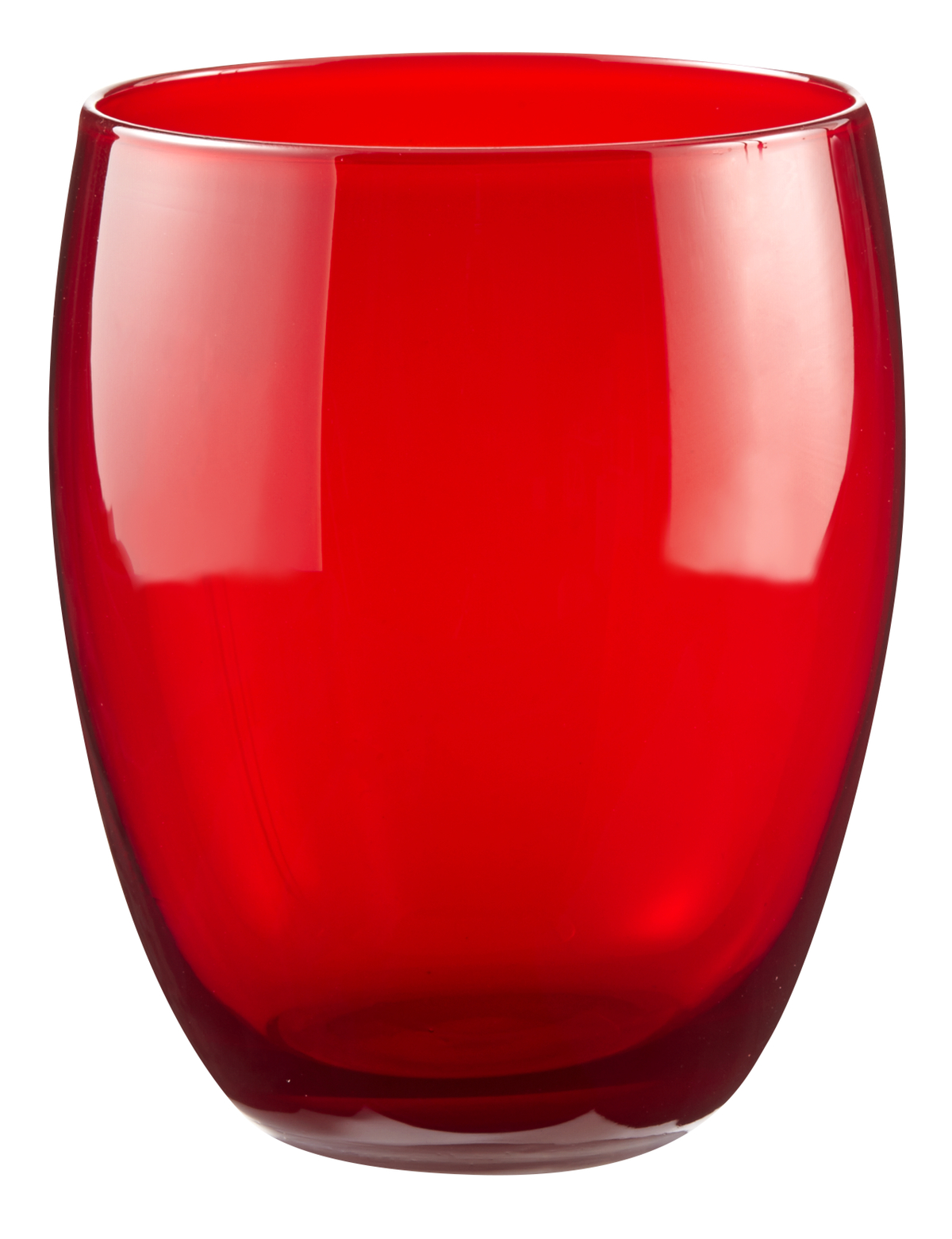 Gobelet forme basse rouge 30 cl Baya Essentials Glassware