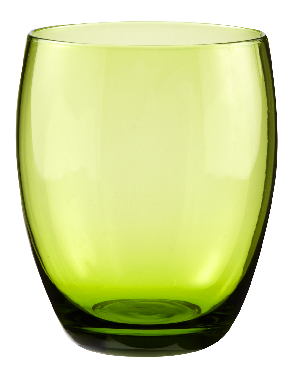 Gobelet forme basse olive 30 cl Baya Pro.mundi