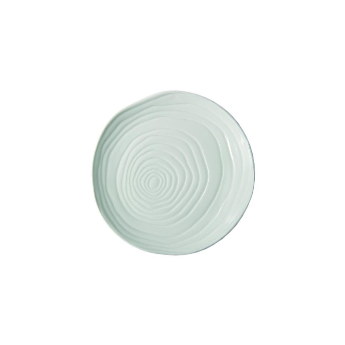 Assiette coupe plate ronde blanc porcelaine Ø 16,50 cm Teck Pillivuyt