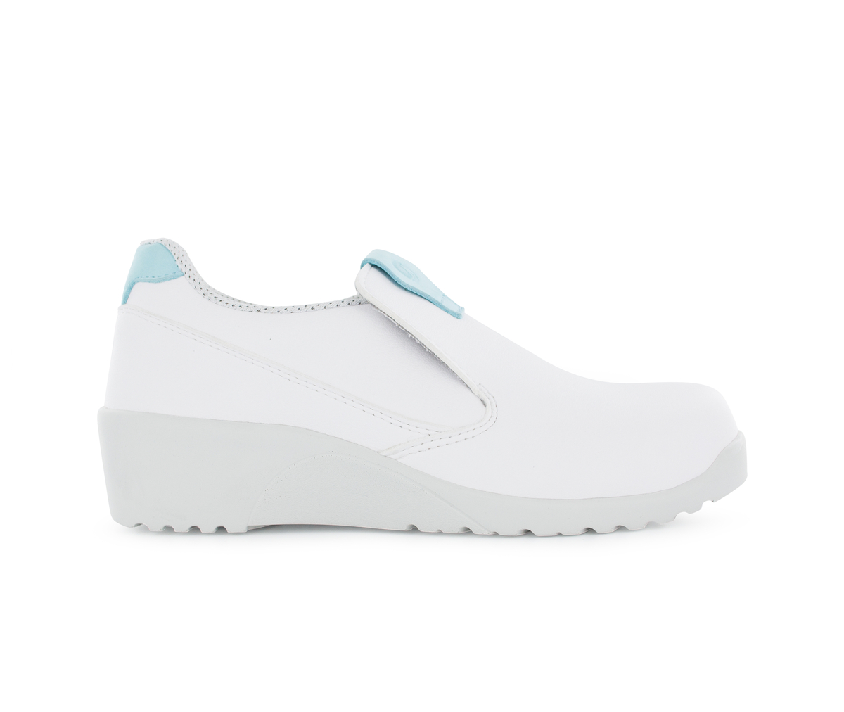 Mocassins blanc pointure 37 Sophie Nordways