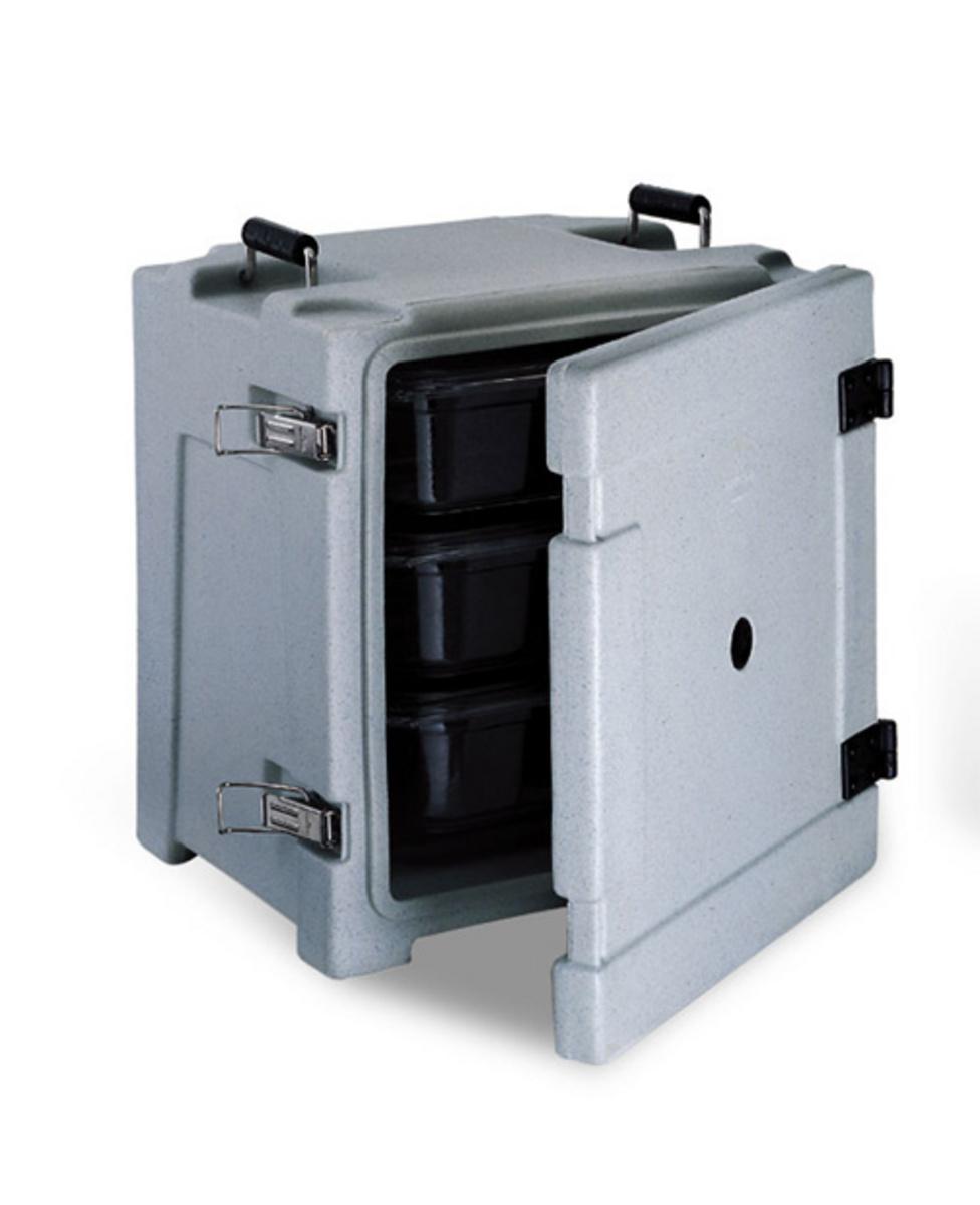 Conteneur isotherme rectangulaire gris 30,5 l Melform