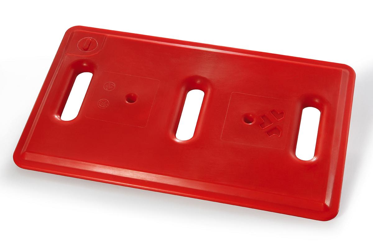 Plaque chaude plastique 32,50x53 cm Melform