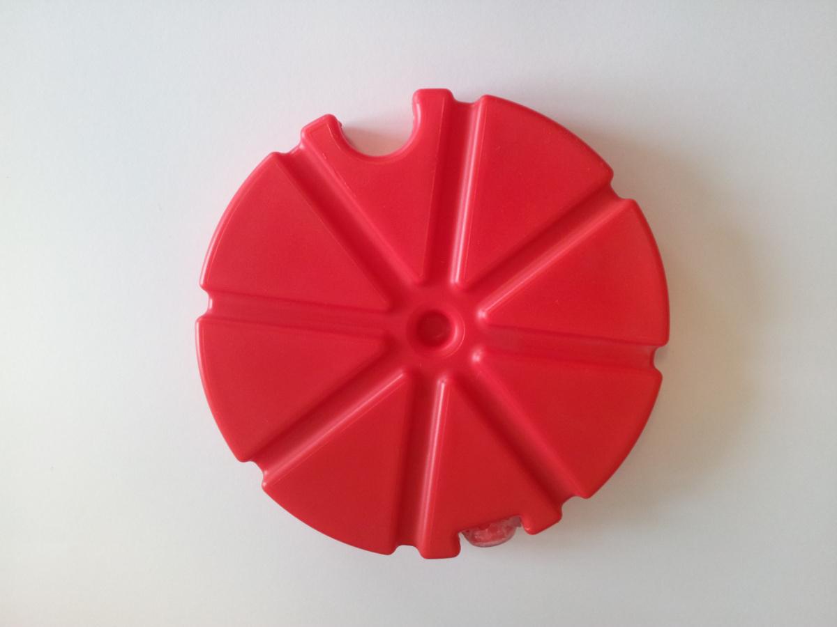 Plaque eutectique plastique Ø 12 cm Melform