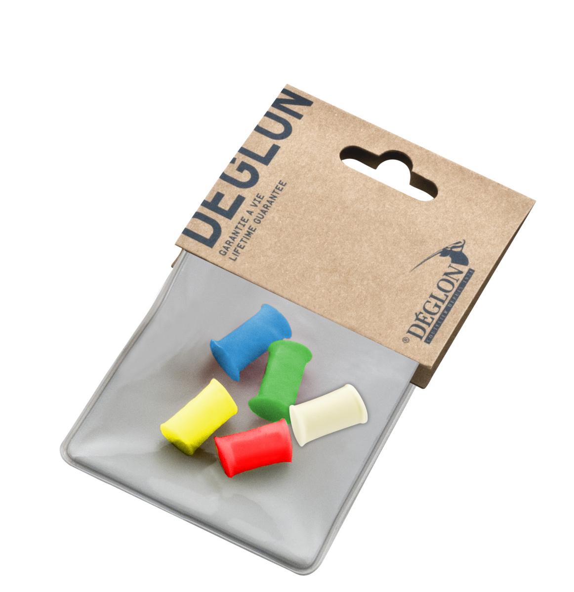 Pastilles de couleur silicone Ø 1 cm Stop Glisse Deglon