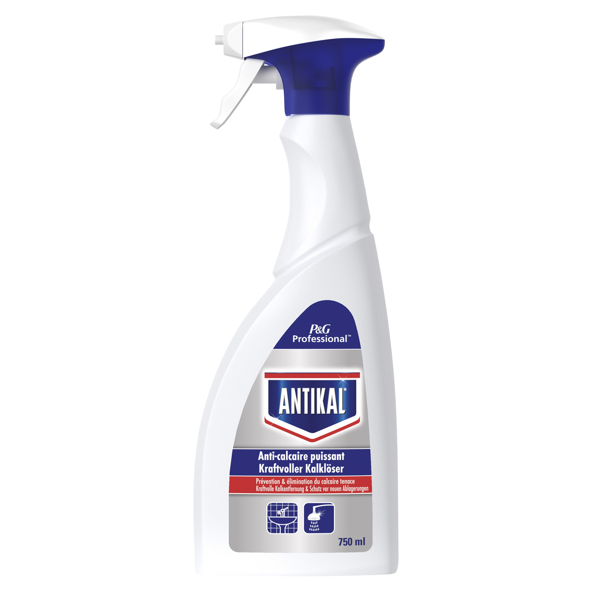 Anti-calcaire 750 ml Antikal