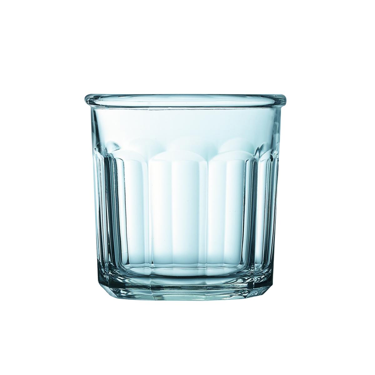 Bocal rond transparent verre 31 cl Ø 9 cm Eskale Arcoroc