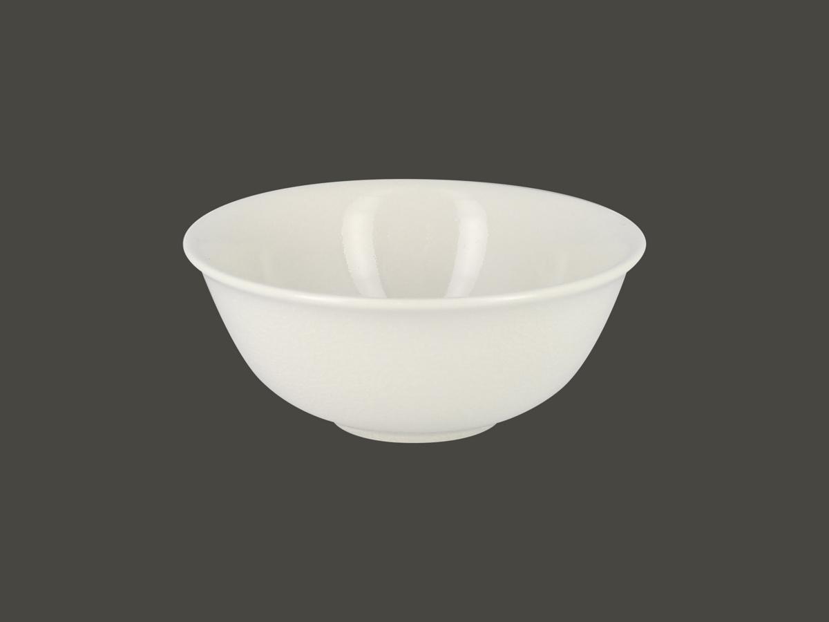 Bol rond blanc porcelaine 58 cl Ø 16 cm Vintage Rak