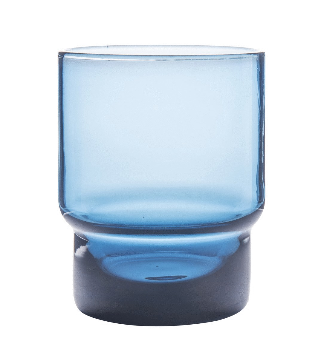 Gobelet forme basse bleu nuit 22 cl Artic Essentials Glassware