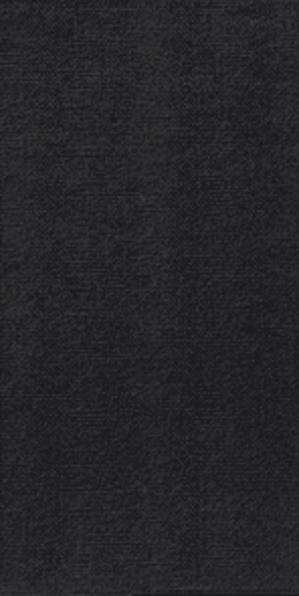 Serviette noire non tissé 40x40 cm Airlaid Duni (60 pièces)