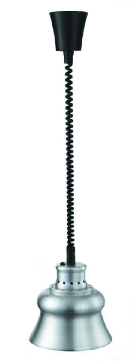 Lampe chauffante noire 275 W Lacor