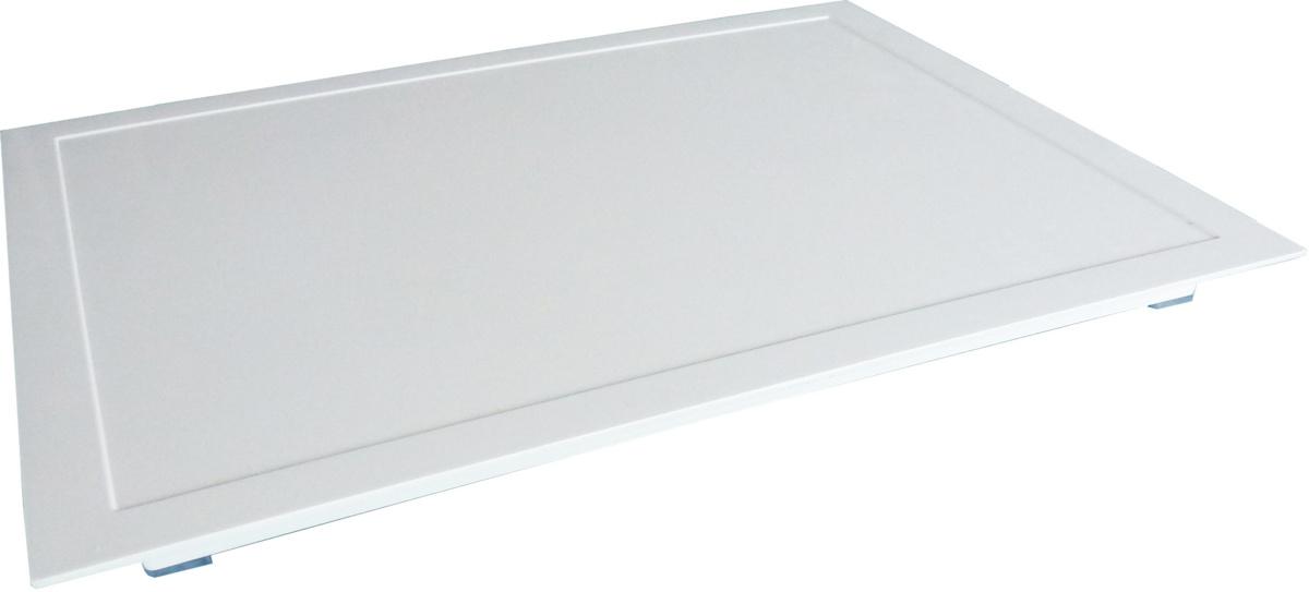 Plateau de courtoisie blanc 29x37,70 cm Zen Line Jvd