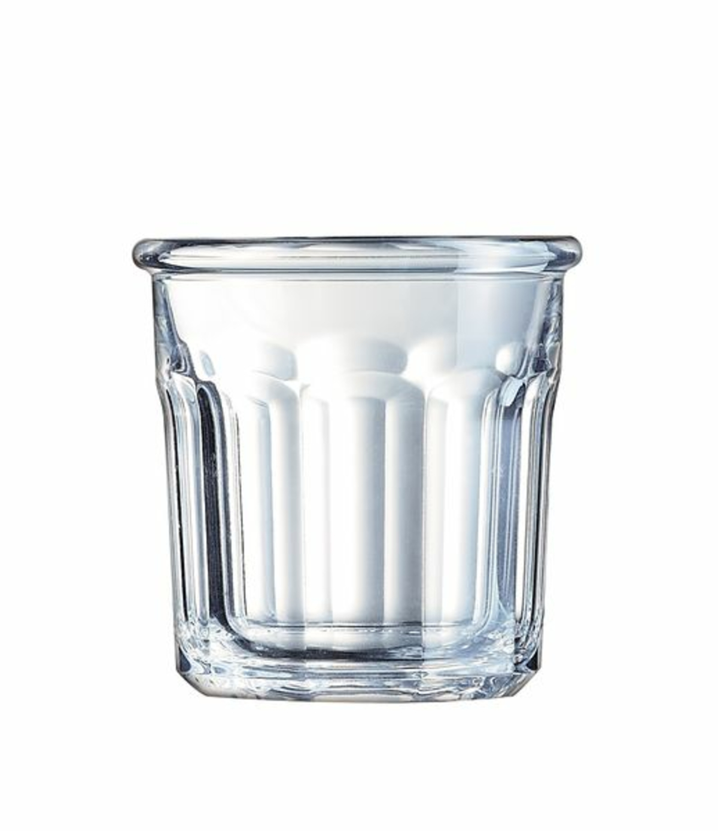Verrine ronde transparente verre 9 cl Ø 6,20 cm Eskale Arcoroc