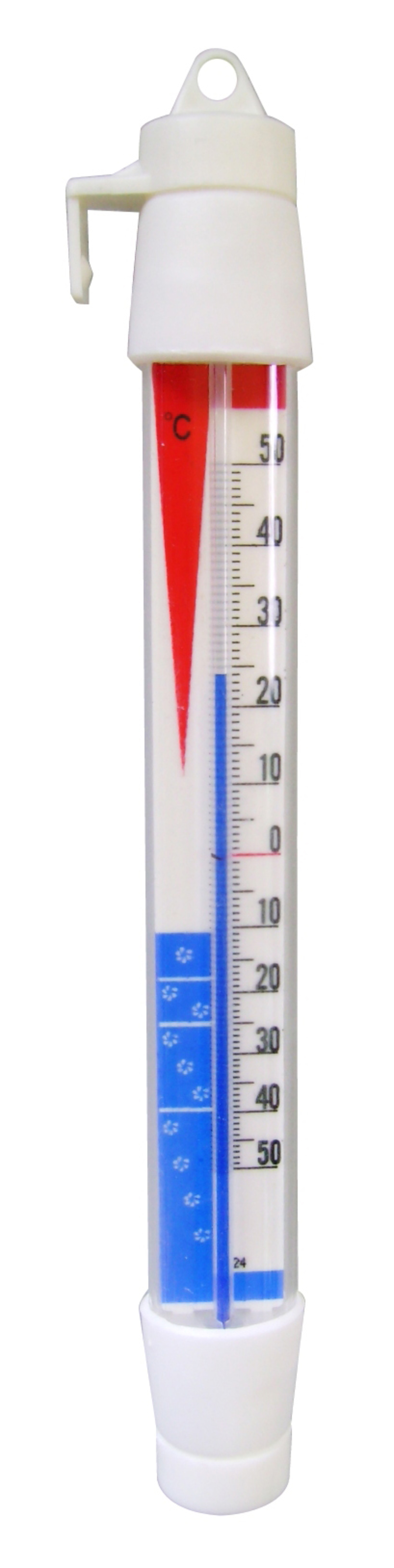 Thermomètre mécanique réfrigérateur -50/50 °C +/-1°C Alla France