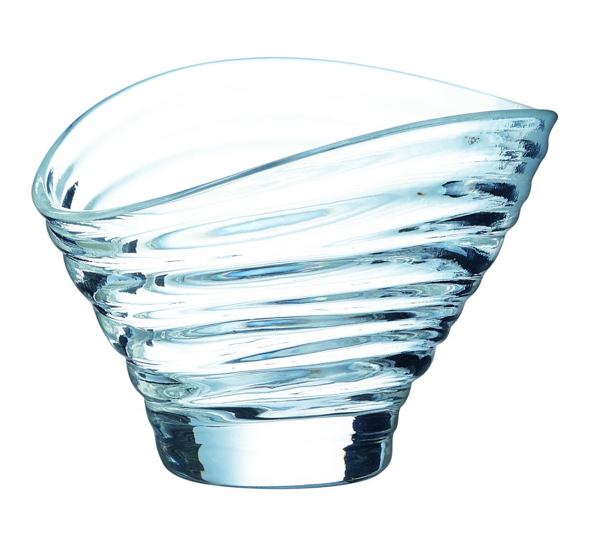 Coupe à dessert transparente verre 25 cl Ø 13,40 cm Jazzed Arcoroc