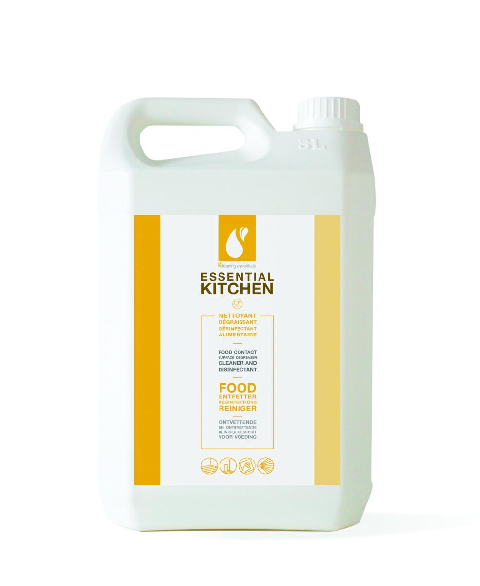 Nettoyant dégraissant désinfectant 5 l Kleaning Essentials