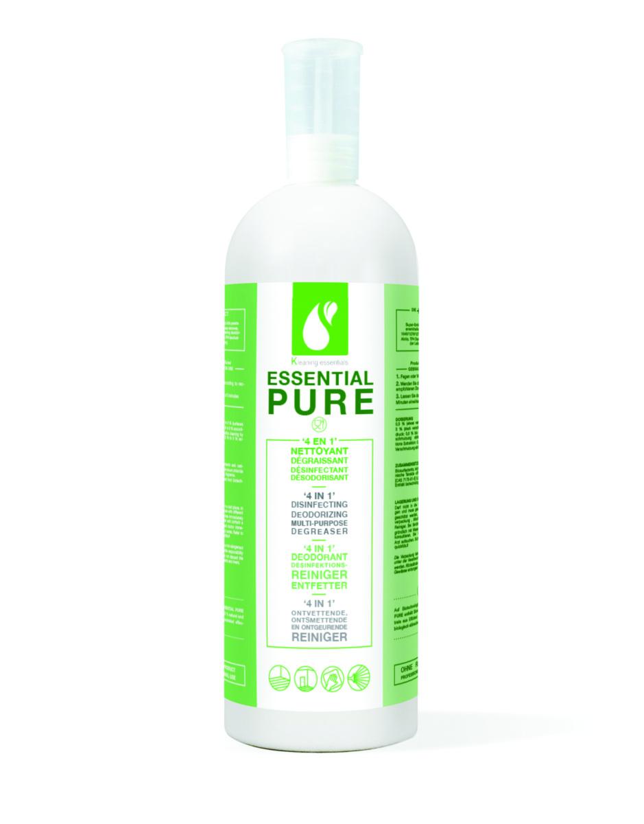 Nettoyant dégraissant désinfectant désodorisant 1 l Kleaning Essentials