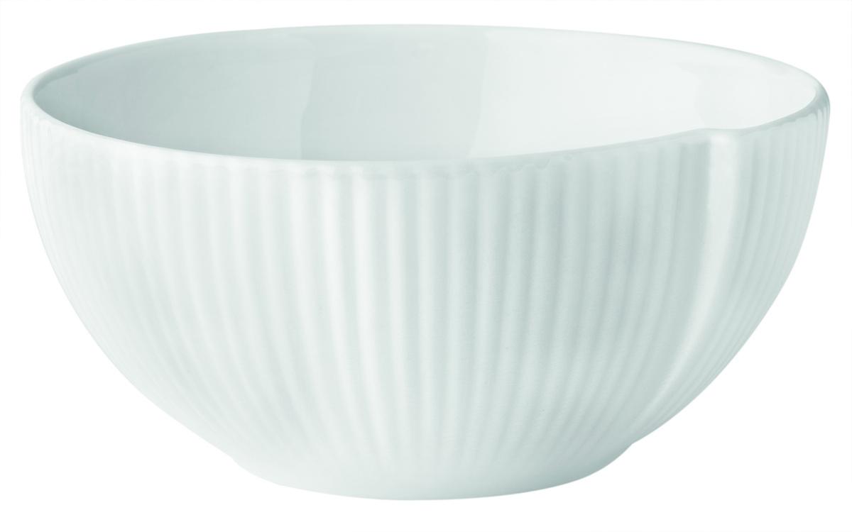 Bol rond blanc porcelaine Ø 12 cm Canopee Pillivuyt