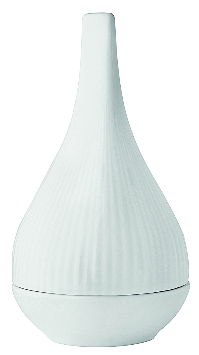 Coupelle ronde blanc porcelaine Ø 8 cm Canopee Pillivuyt