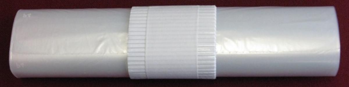 Sac de prélèvement transparent 45 cm 22 µm (100 pièces)
