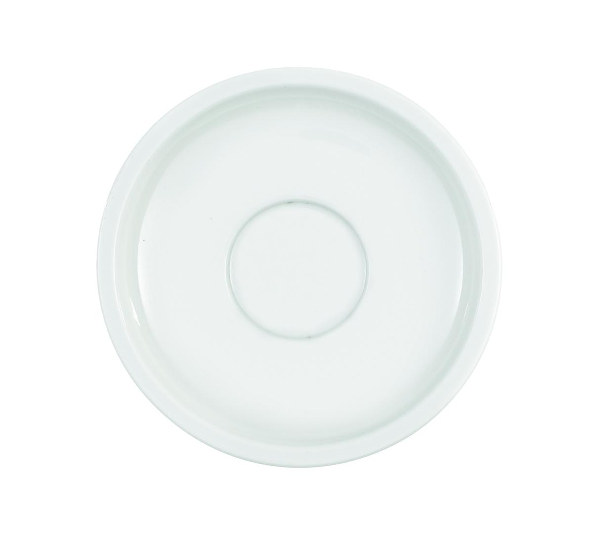 Sous-tasse à expresso ronde ivoire porcelaine Ø 13 cm Artesano Villeroy & Boch