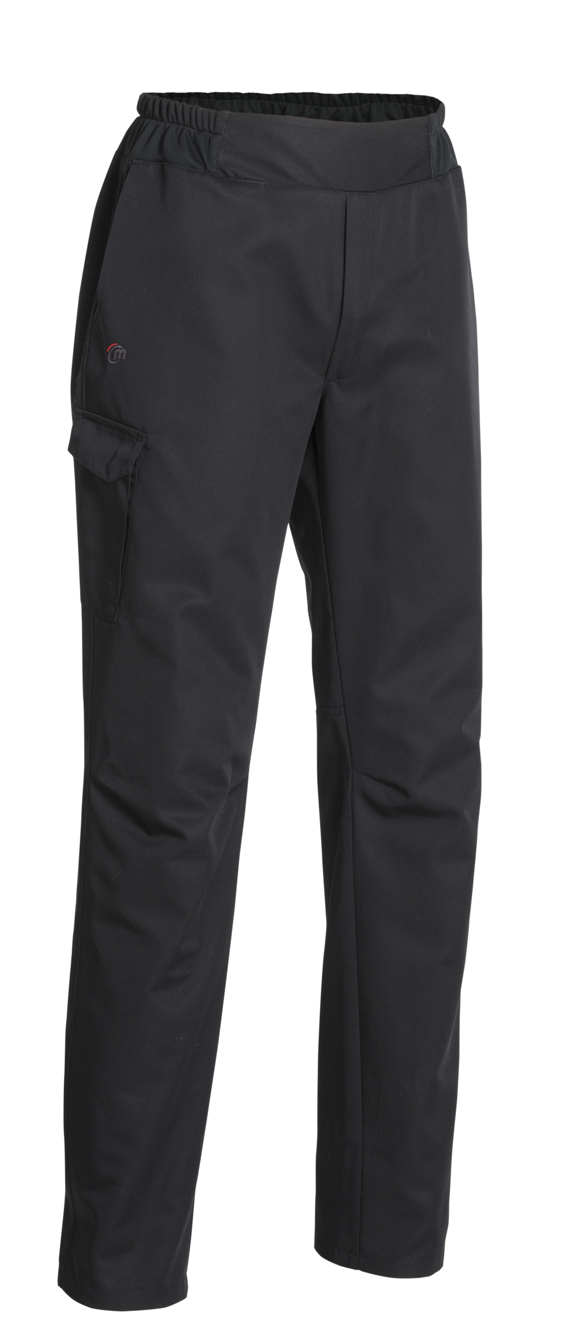 Pantalon homme noir taille 0 Flex R Molinel